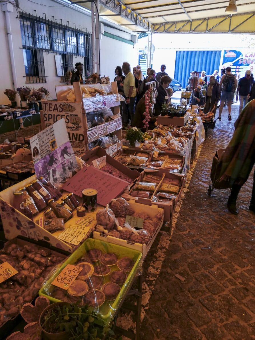 Markt Lagos Portugal