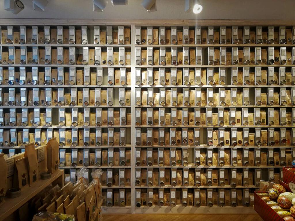 Stedentrip naar Haarlem tijdens de lockdown, the art of tea