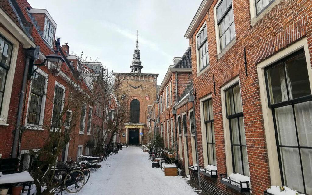 Weekend Haarlem tijdens lockdown