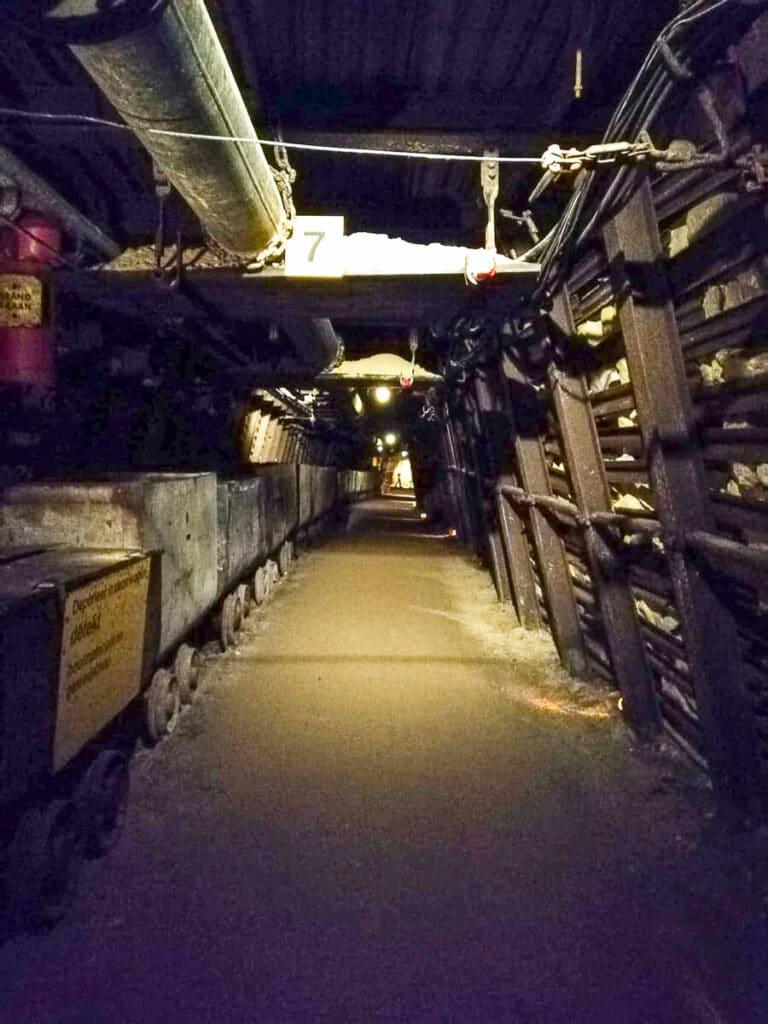 Steenkolenmijn in Valkenburg