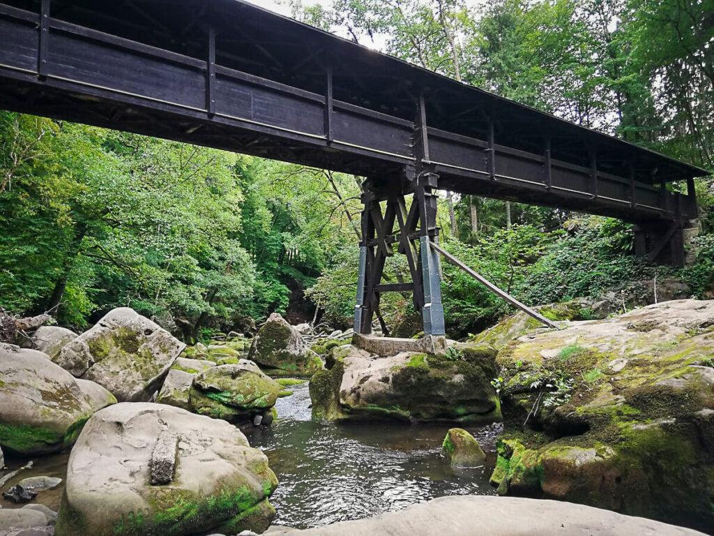 Watervallen Irrel