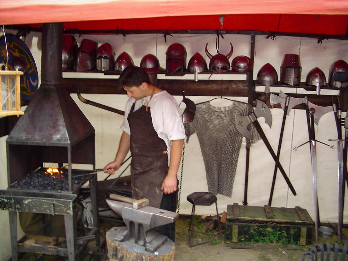 Middeleeuws festival Vianden