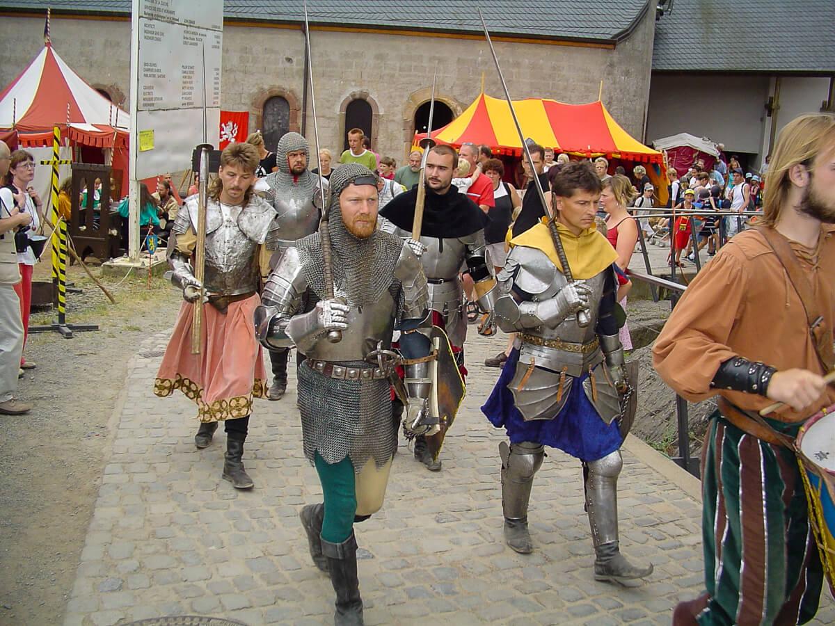 Middeleeuws festival