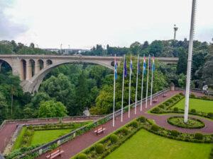 Roadtrip Luxemburg- Luxemburg stad