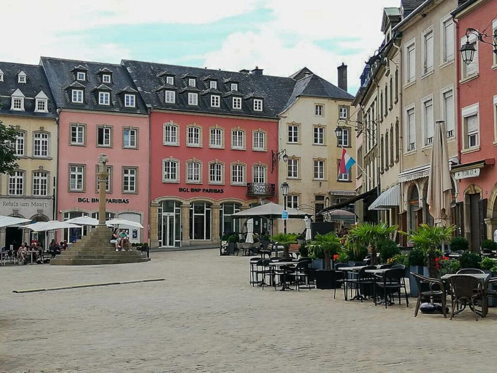 Roadtrip Luxemburg - Echternach