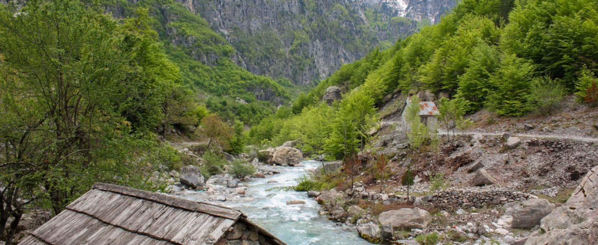 Vakantie Albanië