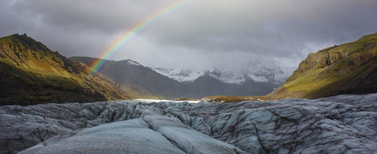Duurzame documentaire, gletsjer in IJsland