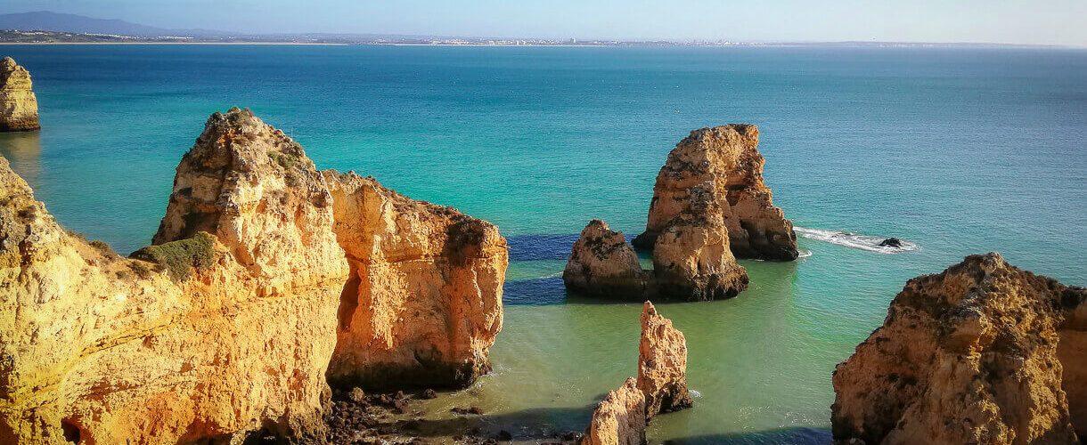 Vakantie in Europa, Algarve
