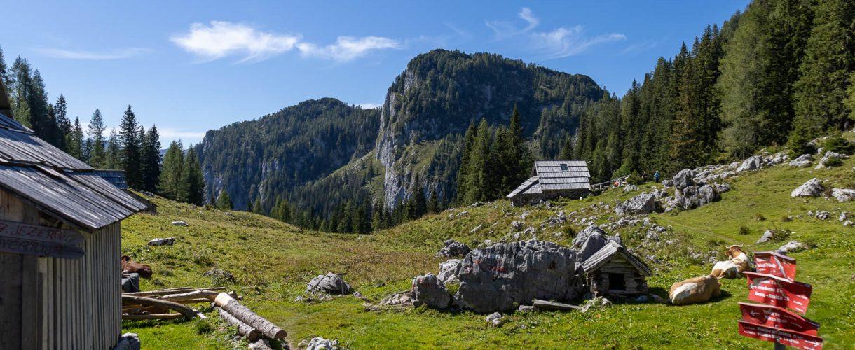 Julische Alpen, Slovenië