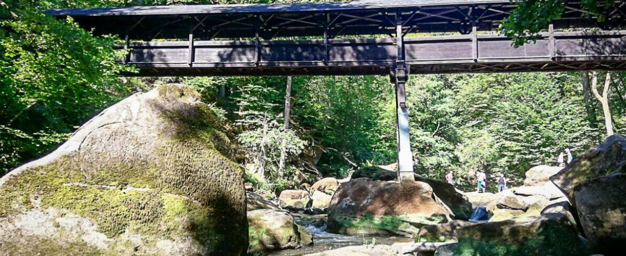 Watervallen van Irrel